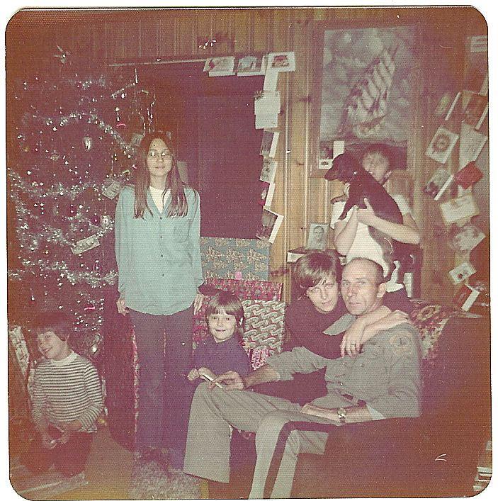 Jim & Ginger Shook Family
