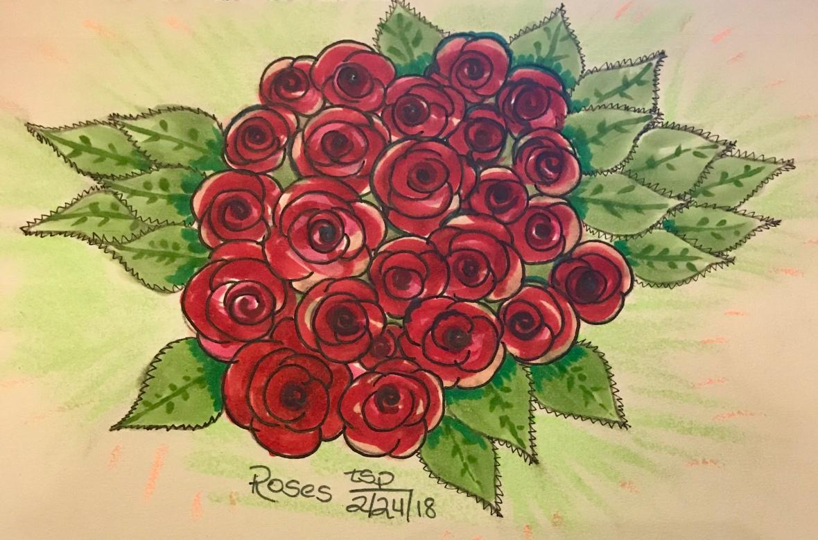 Tams roses