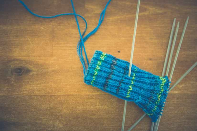 knitwear socks knitting knit