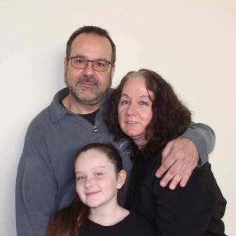 Ken, Debra, and Lexi
